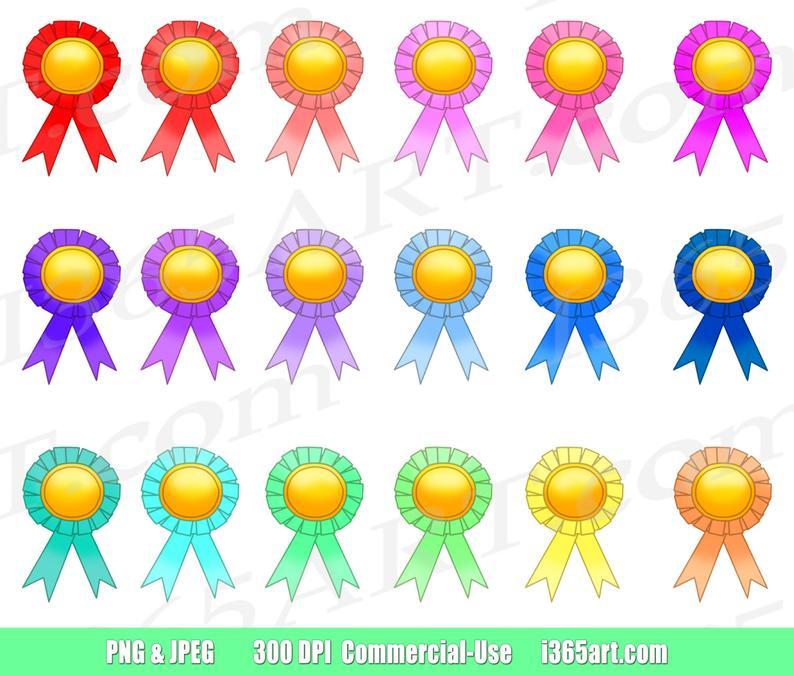 off prize ribbons. Award clipart ribbon clip art