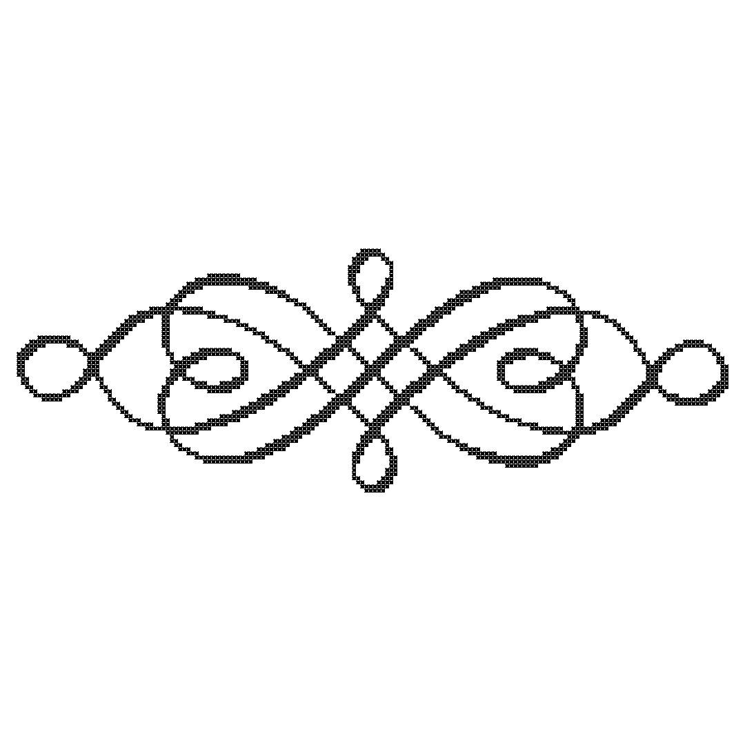 filigree clipart small scroll
