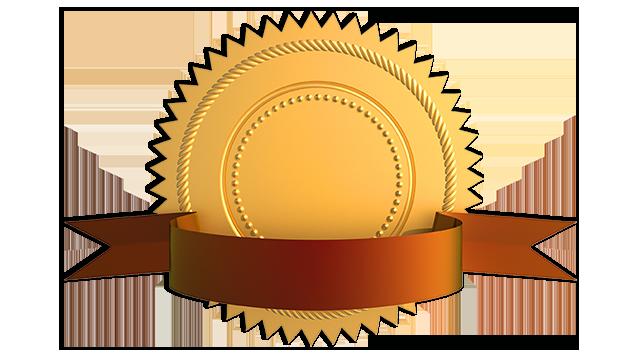 Sheriff baron presents meritorious. Award clipart service award