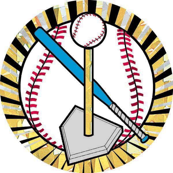 best play ball. Award clipart softball