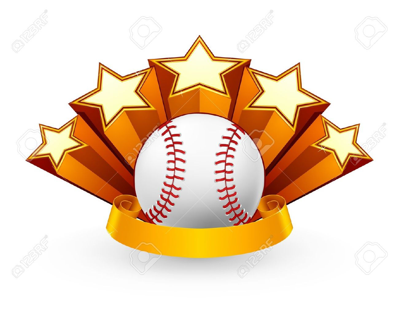 award clipart softball