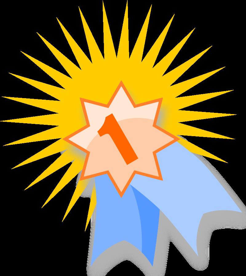 Vector clip art online. Award clipart symbol