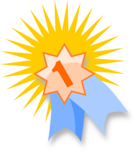 award clipart symbol