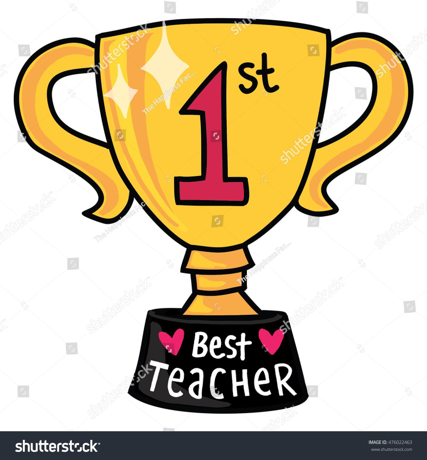 Best incep imagine ex. Awards clipart teacher