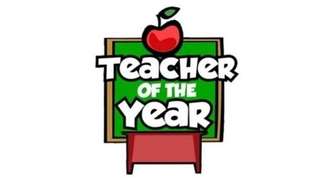 Area a finalist for. Awards clipart teacher