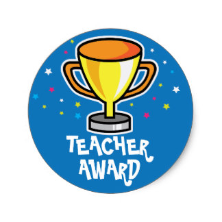 Award for teachers clip. Awards clipart teacher