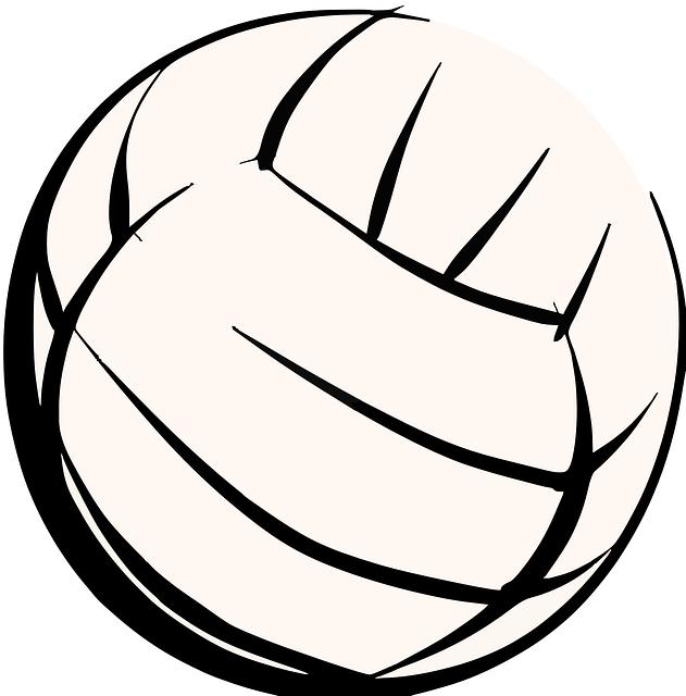 Award clipart volleyball. Eastern greene schools volley