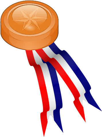 Free awards public domain. 7 clipart ribbon