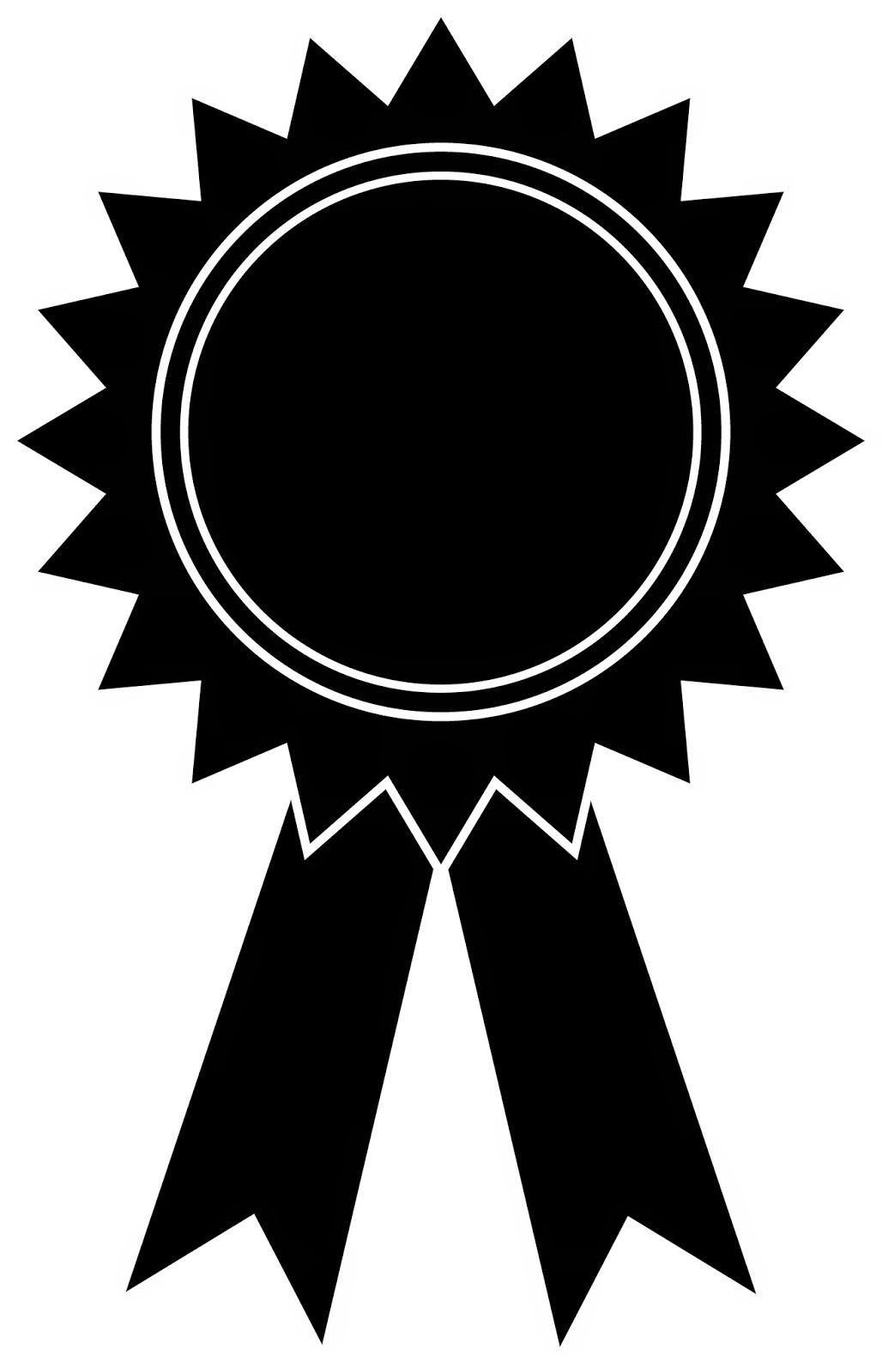 Ribbon panda free images. Award clipart printable