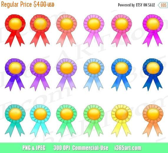 Award clipart ribbon clip art.  off prize ribbons