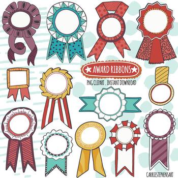 Celebration clipart award. Colorful ribbon clip art