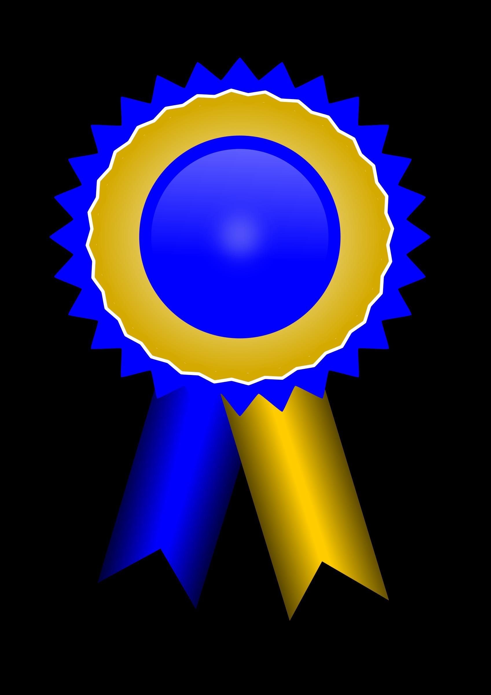 Award big image png. Circle clipart ribbon