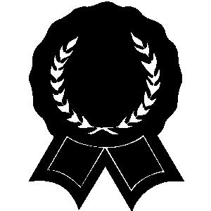 E d a bfe. Awards clipart symbol