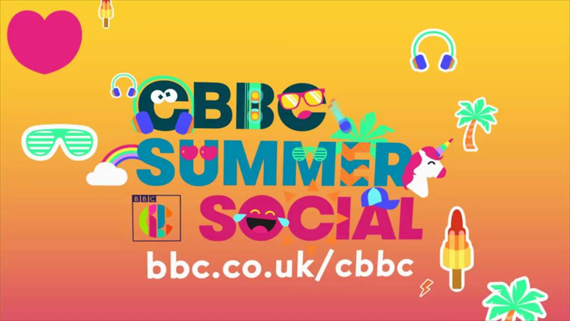 Bbc the summer social. Awesome clipart cbbc