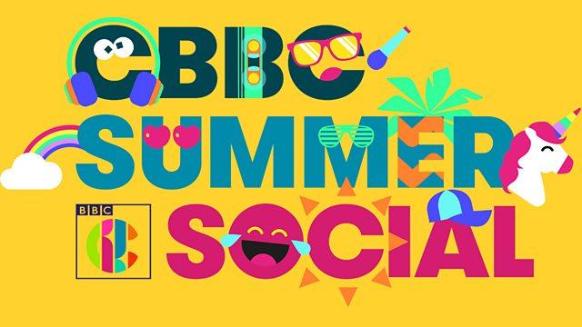 Awesome clipart cbbc. Summer social bbc