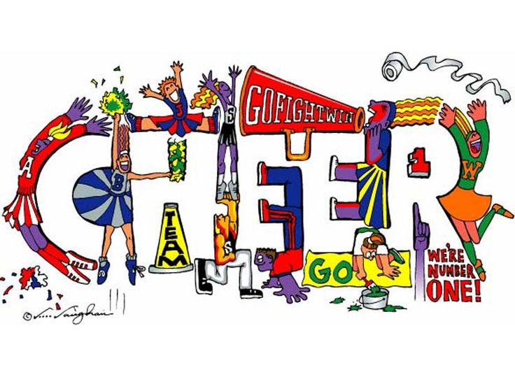 Awesome clipart cheerleader.  cheerleaders west end
