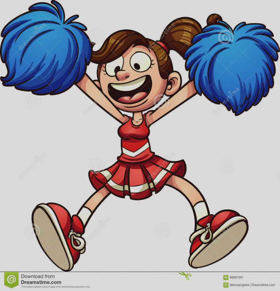 Awesome clipart cheerleader. Beautiful cheerleading clip art