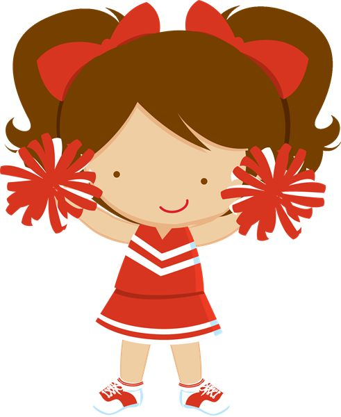 Awesome clipart cheerleader.  best ready to