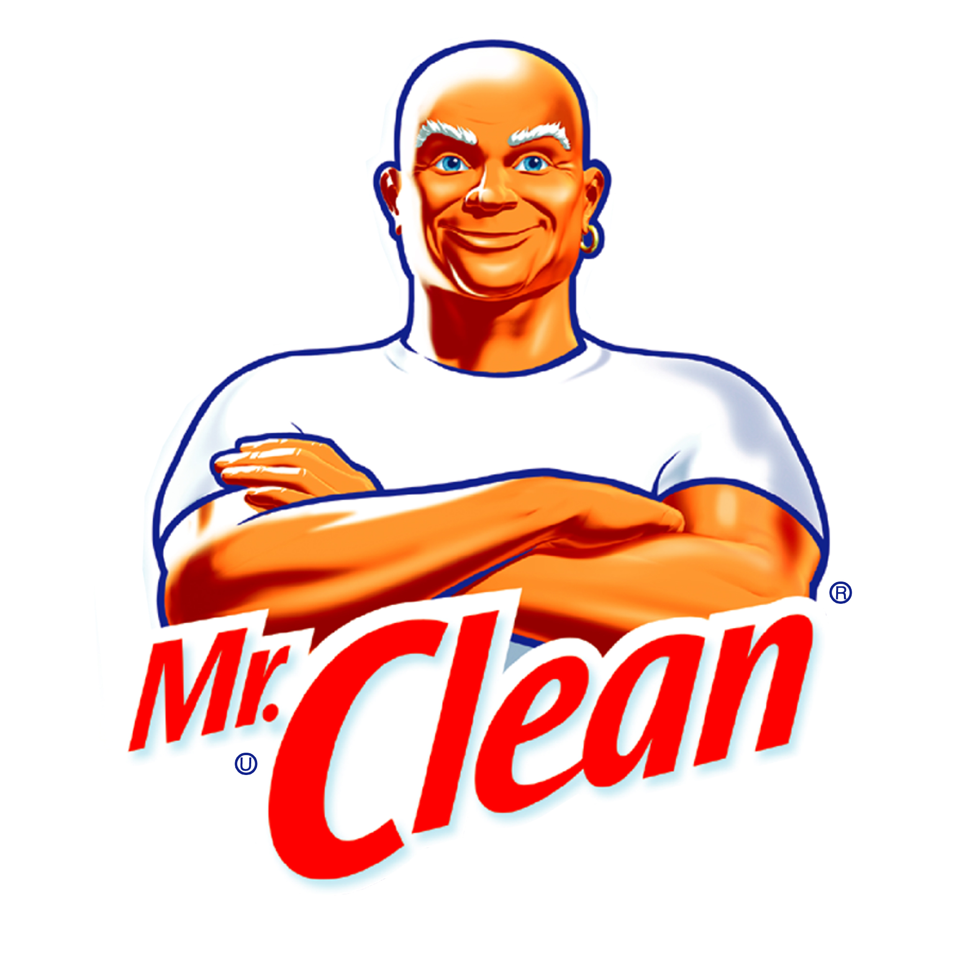 Mr clean chris jackson. Awesome clipart cleaner background