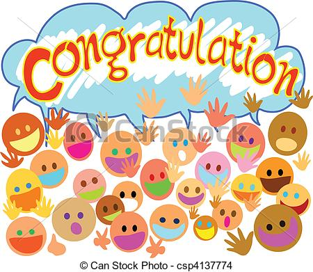 Congratulations clipart. Free panda images