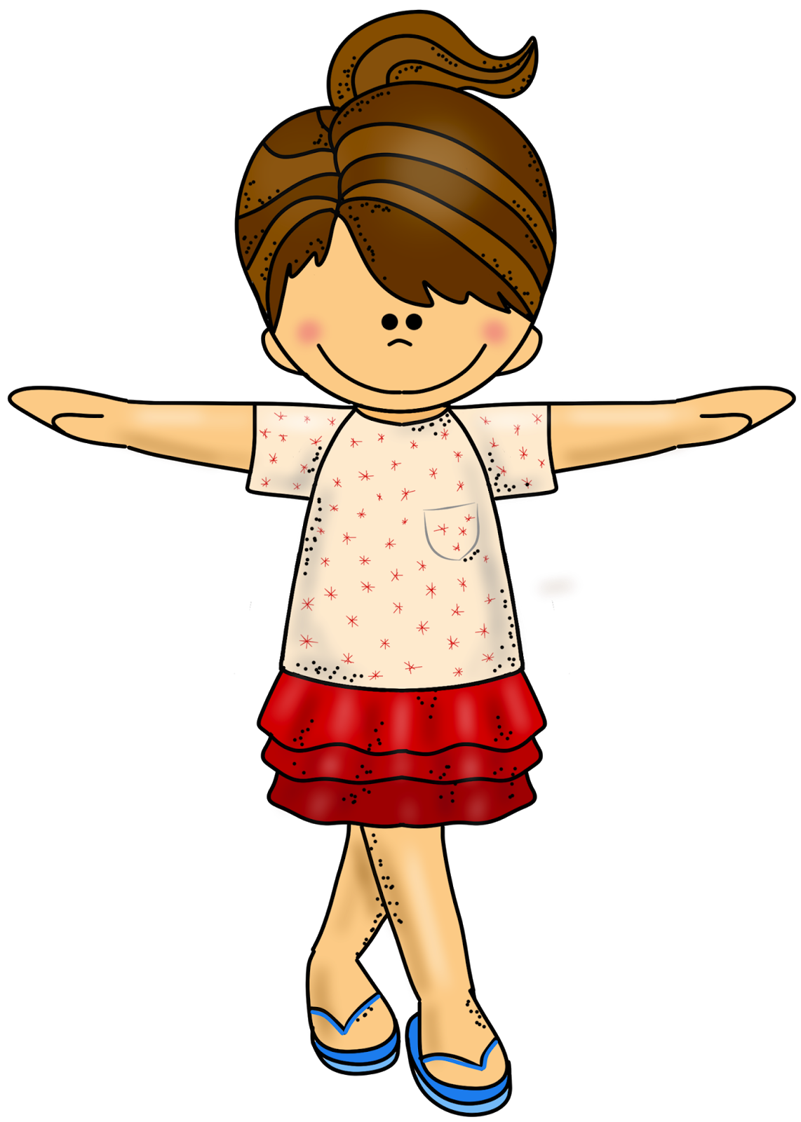 She is awesome . Hut clipart sister