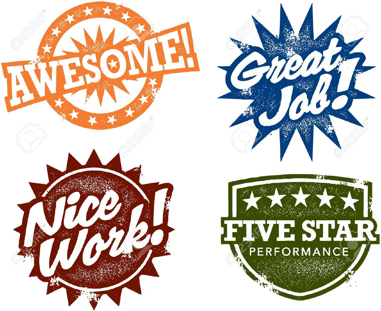 Great job images free. Awesome clipart outstanding work
