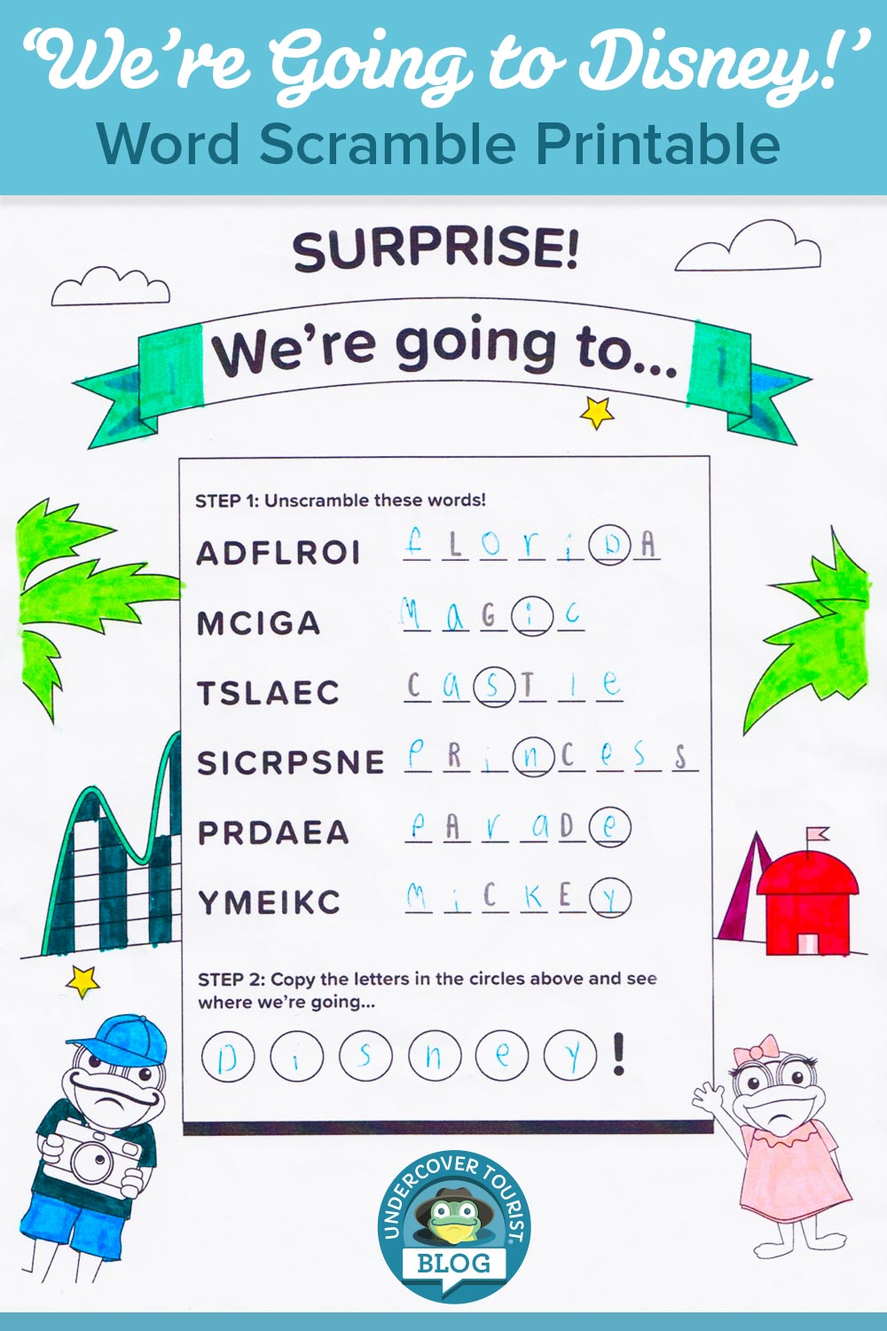 We re going to. Awesome clipart surprise word