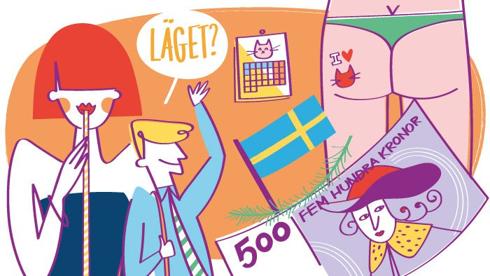 extremely useful swedish. Awesome clipart surprise word