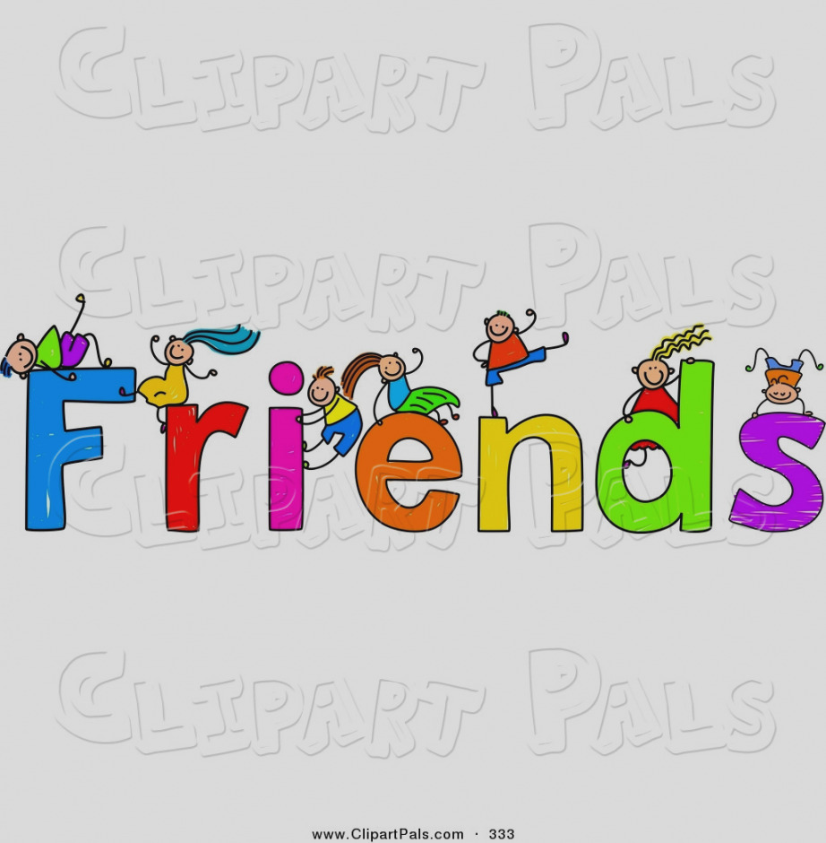 Friendship clip art templates. Awesome clipart wonderful