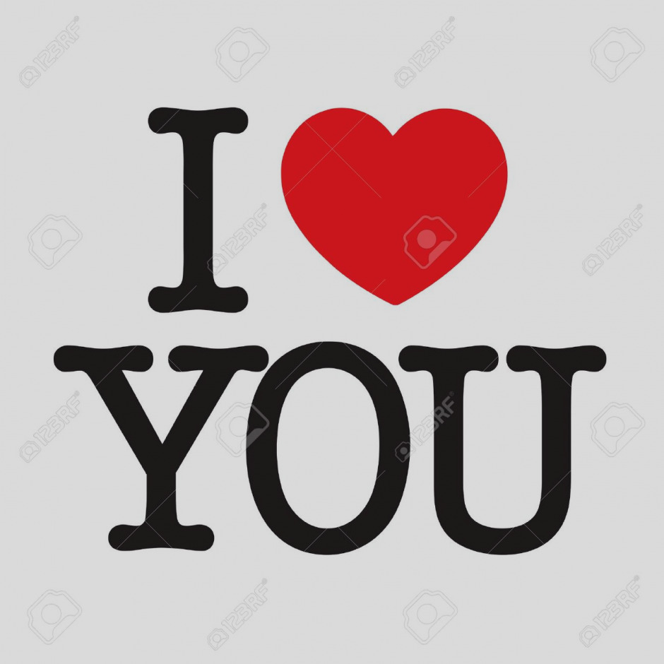 Awesome clipart wonderful. Of i love you
