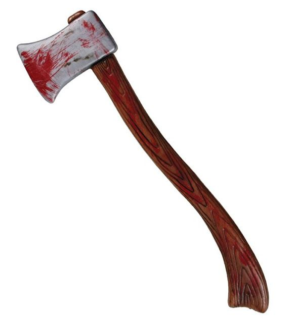 ax clipart bloody