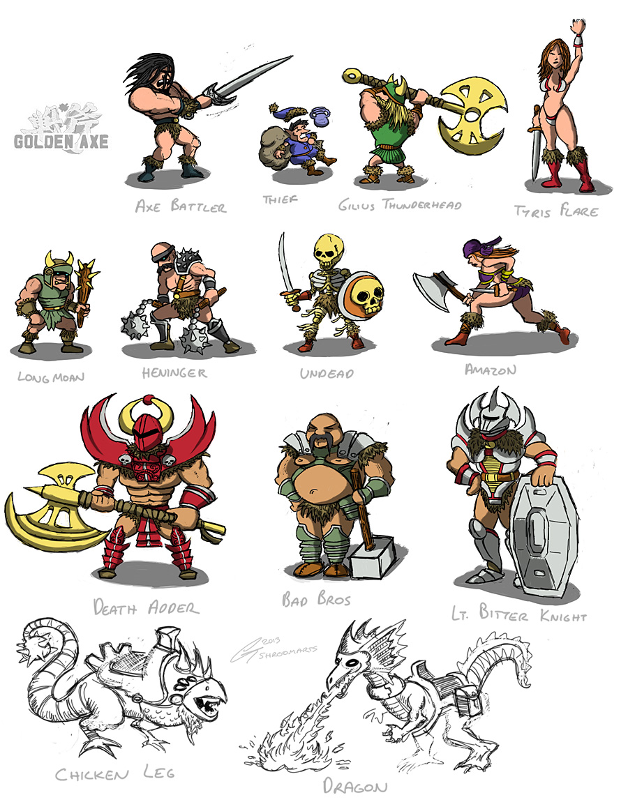 Favourites by gigantblue on. Ax clipart golden axe