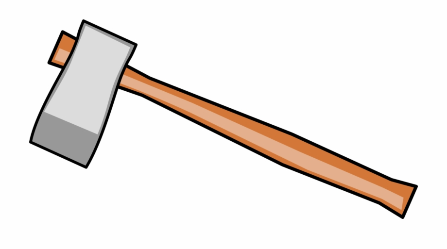 Drawing clip art transparent. Ax clipart hatchet