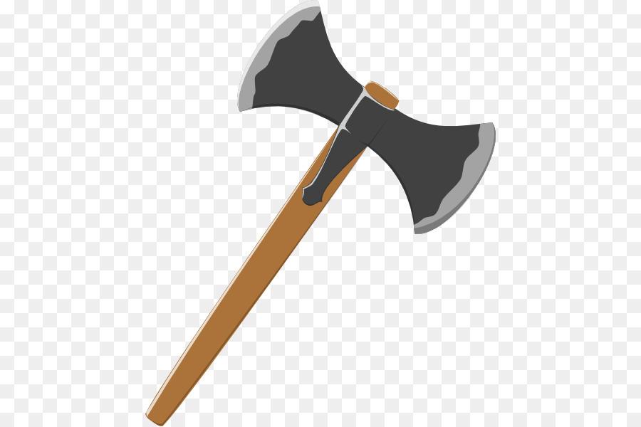 Ax clipart hatchet. Battle axe clip art