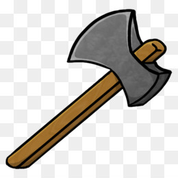 Axe png and psd. Ax clipart hatchet book