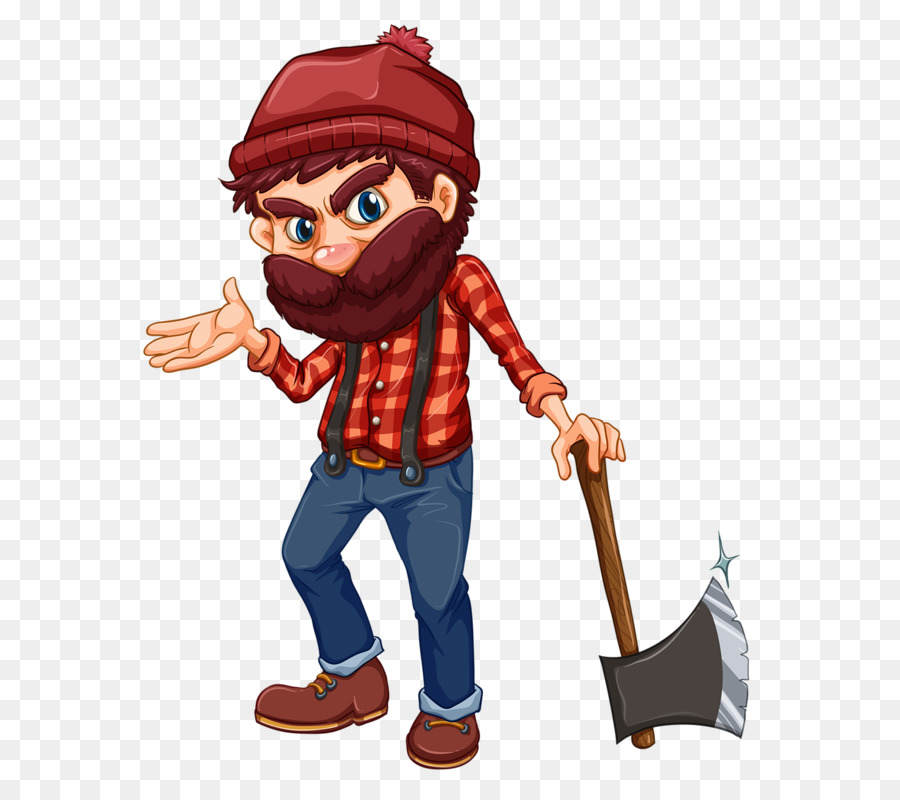 Royalty free clip art. Ax clipart lumberjack