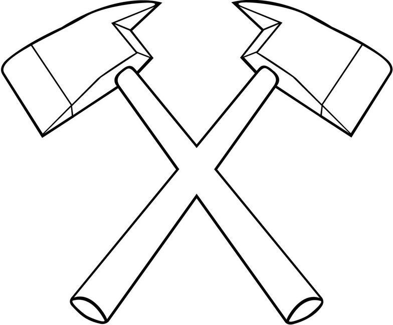 Ax clipart lumberjack. Free axe cliparts black