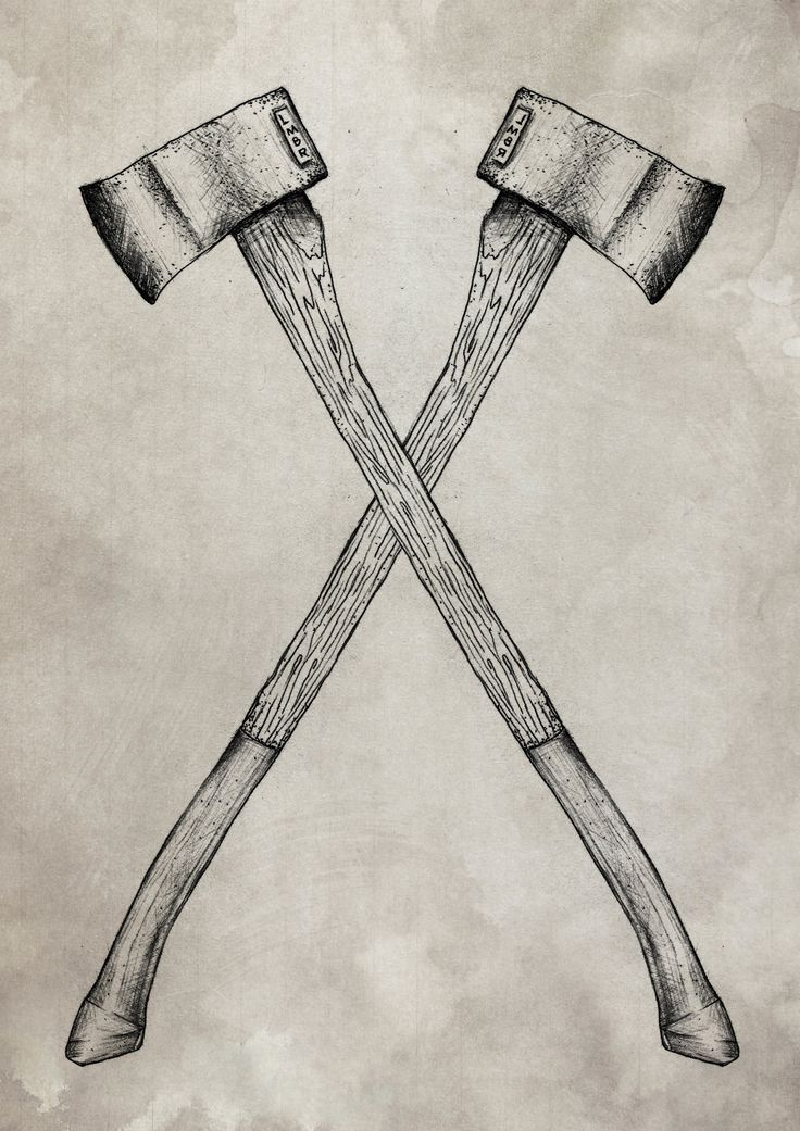 Ax clipart lumberjack axe.  best tattoo images
