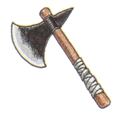 collection of axe. Ax clipart medieval