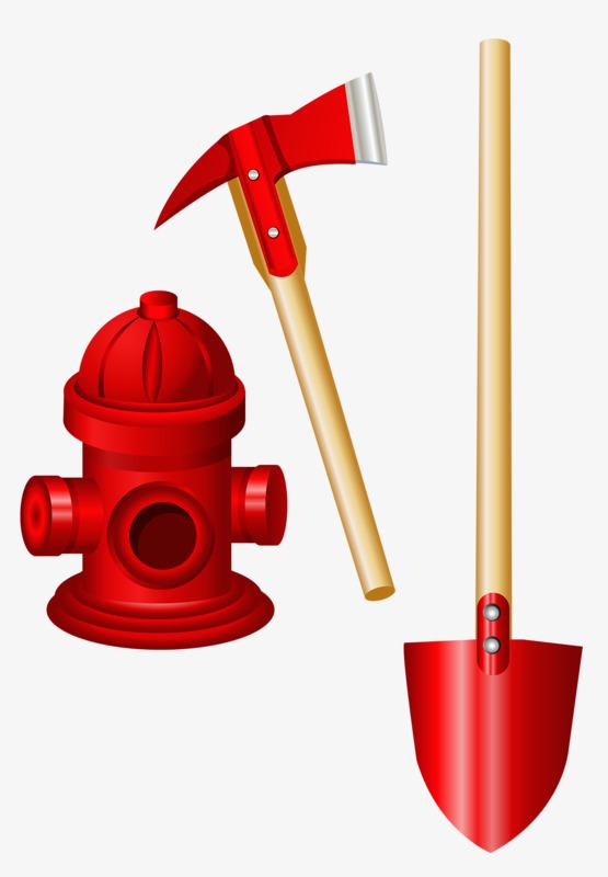 Ax clipart red. Cartoon freehand tool pump