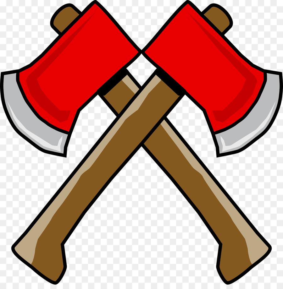 Ax clipart red. Axe hatchet clip art