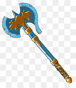 Cartoon animation two png. Ax clipart silver axe