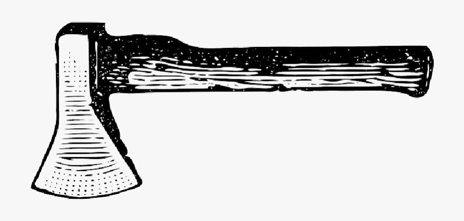 Carpenter woodworker public domain. Ax clipart tool