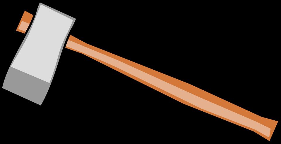 Hammer clipart animated. Free photo hardware axe