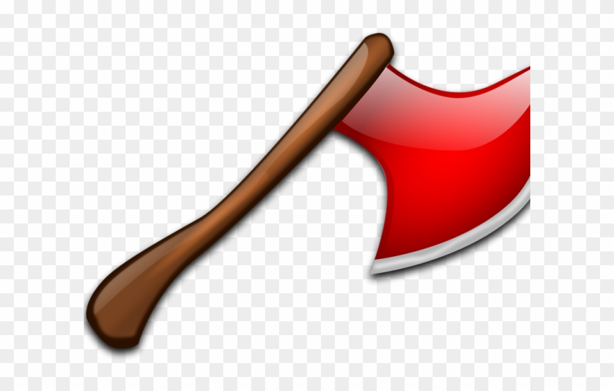 Axe firefighter and his. Ax clipart wood cutter