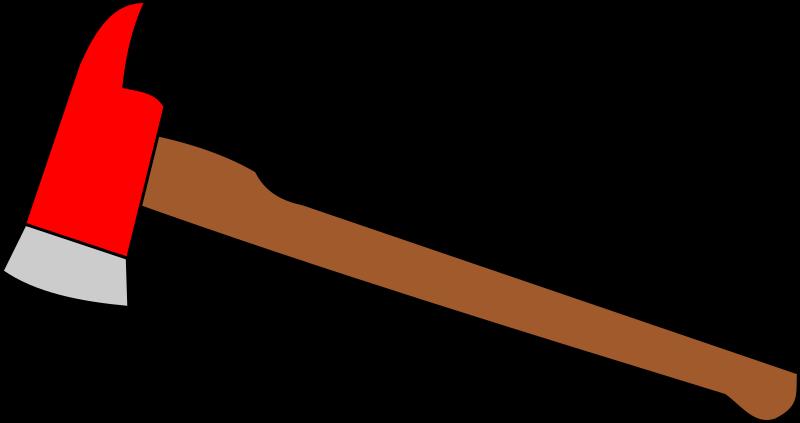 Clipart fire axe. Free department axes clipartmansion