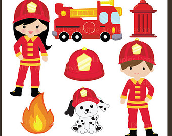 Fireman clipart cute.  collection of firefighter