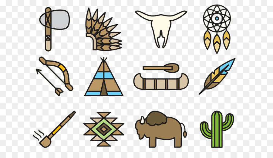 Americans in the united. Axe clipart native american