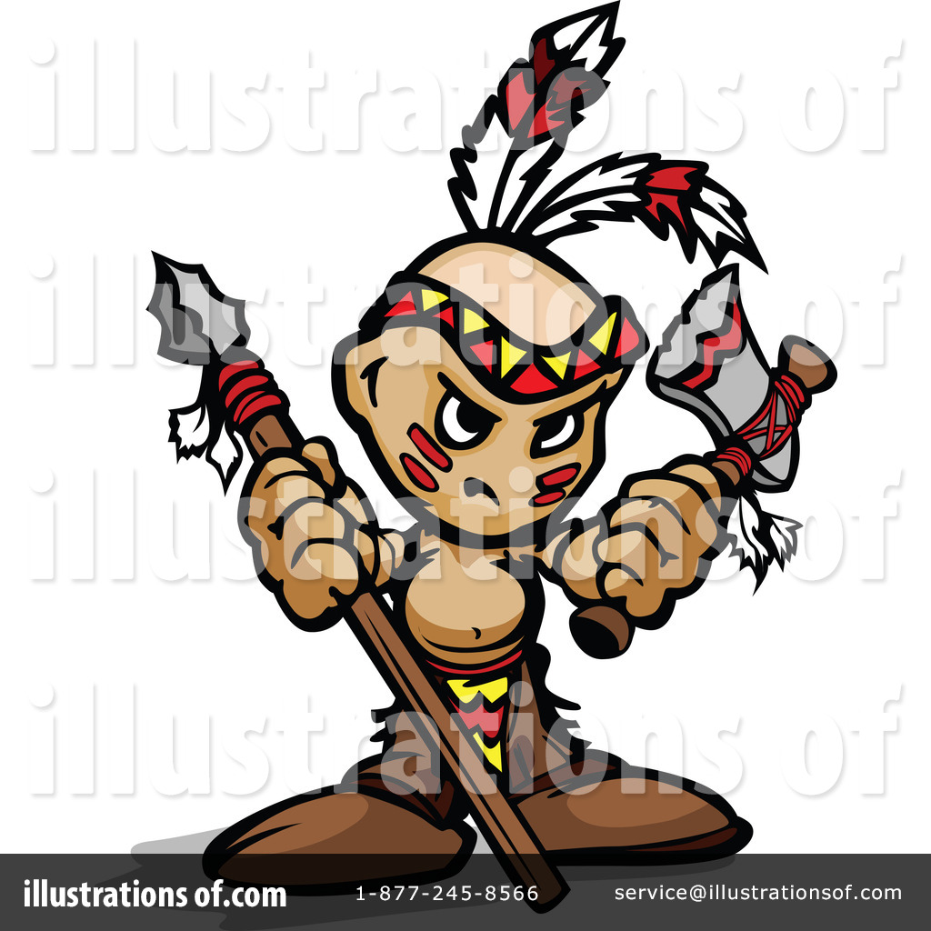 Axe clipart native american. Illustration by chromaco royaltyfree