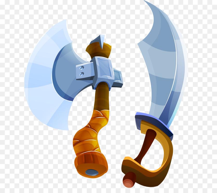 Axe clipart silver axe. Cartoon weapon ax and